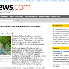 San Diego Community News: Conception Wellness offers an alternative for women's health